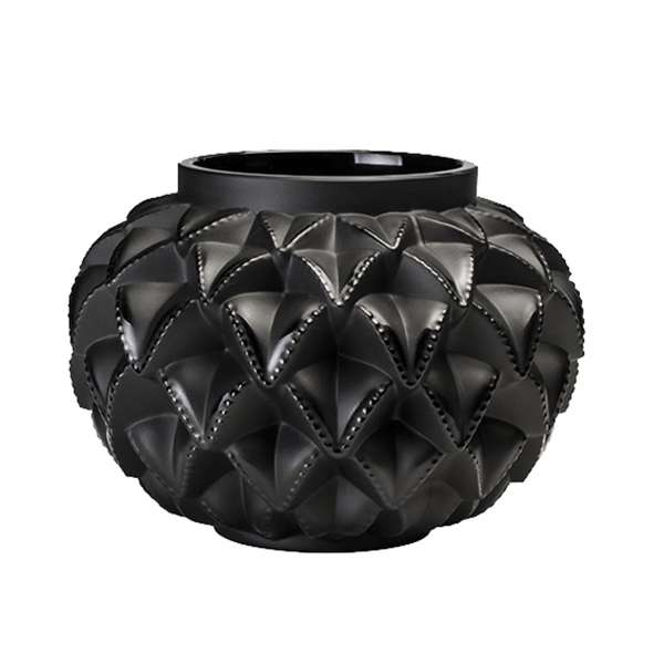 Vase 12 cm schwarz