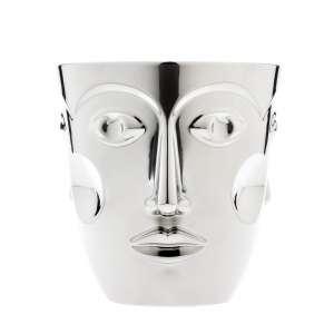 Sektkühler Faces platin