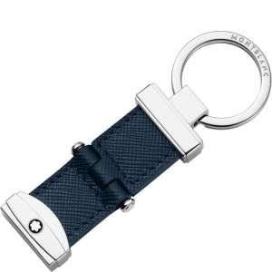 Schlüsselanhänger m. Drehsystem Sartorial, indigo
