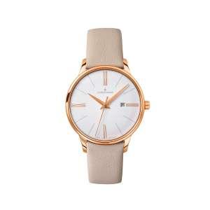 Armbanduhr Meister Damen vergoldet Quarz