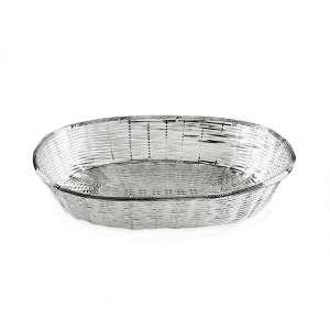 Korb Kordelrand Basket 21x30 cm