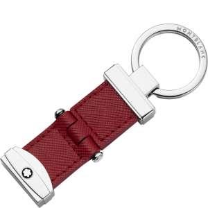 Schlüsselanhänger m. Drehsystem Sartorial, rot