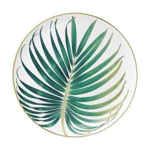 Platte rund tief 36,5 cm