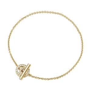 Armband Brillanten 0,18 ct Gelbgold 750