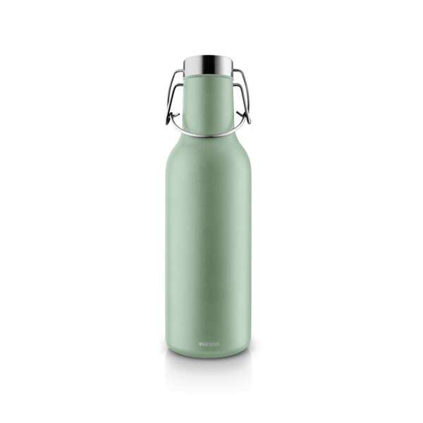 Isolierflasche 0,70 l Eucalyptus green