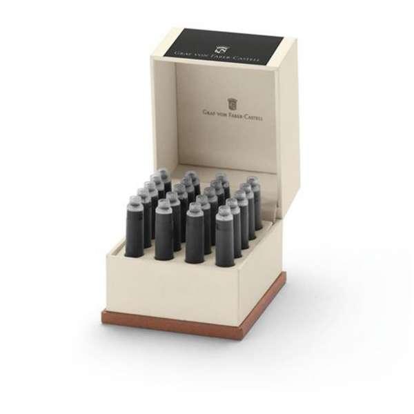 Tintenpatronen 20x Carbon Black