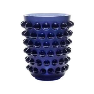 Vase Mossi 21 cm mitternachts blau