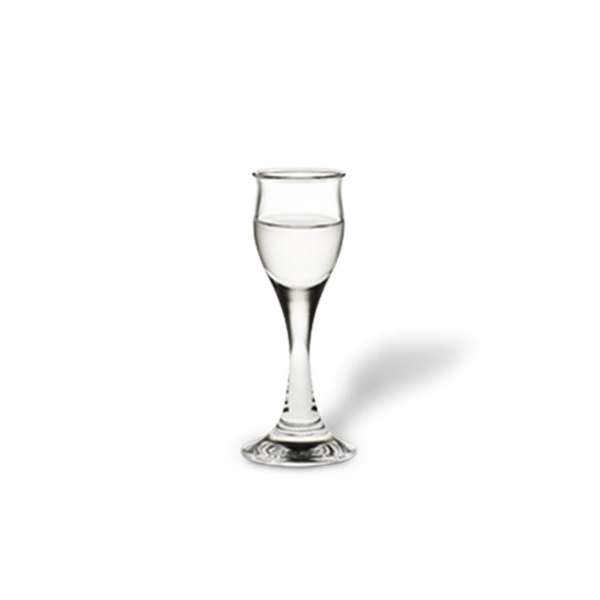 Schnapsglas Stiel 0,03 l