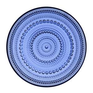 Teller 17 cm ultramarin blau