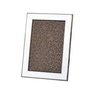 Bilderrahmen gehämmert 9x13 cm Sterlingsilber