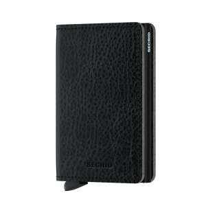 Slimwallet Vegetable Tanned black/black