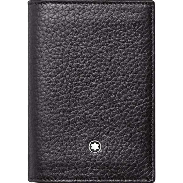 Business Card Holder 4 Cc Black