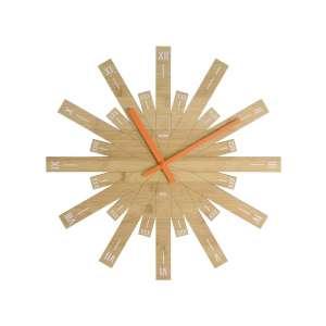 Wanduhr 48 cm Bambusholz
