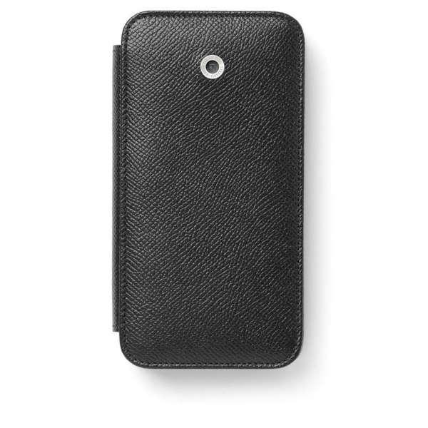 Smartphonehülle iPhone X schwarz