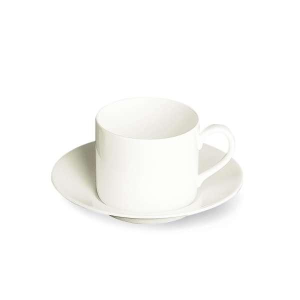 Kaffeetasse m. U. zyl. 0,25 l weiß