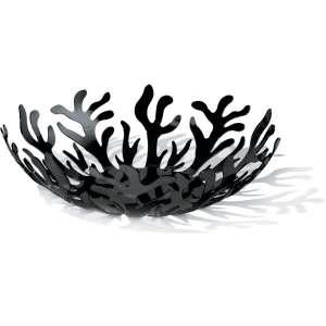 Obstschale 21 cm schwarz