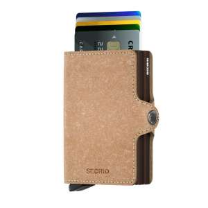 Twinwallet Recycled natural