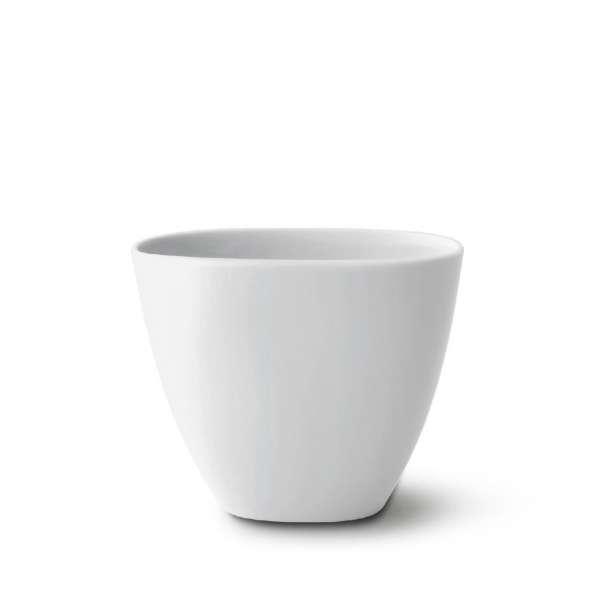 Vase Becherform glatt 12,7 cm