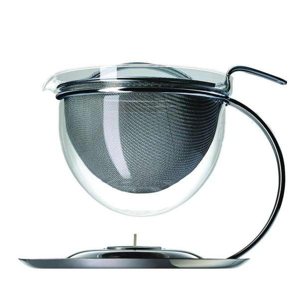 Teekanne mit Stövchen 1,50 l