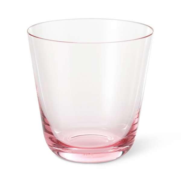 Glas 0,25 l rose