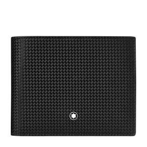 Brieftasche 4cc m. Münzfach Extreme 2.0, schwarz