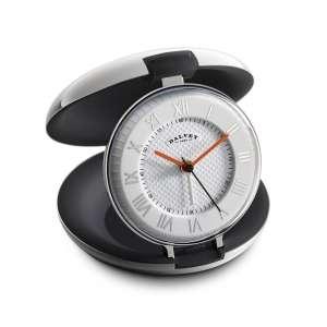 Capsule Uhr schwarz