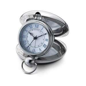 Voyager Uhr weiss