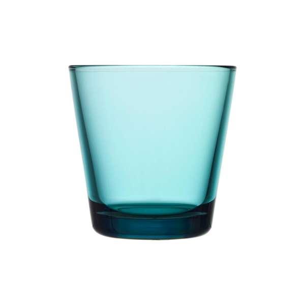 Becher 0,21 l seeblau