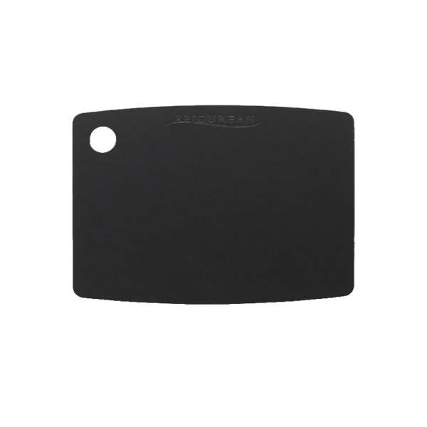 Schneidebrett 29x23 cm schwarz