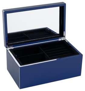 Schmuckbox mittel windsor blue