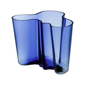 Vase 16 cm ultramarine