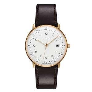 Armbanduhr Max Bill Quarz PVD