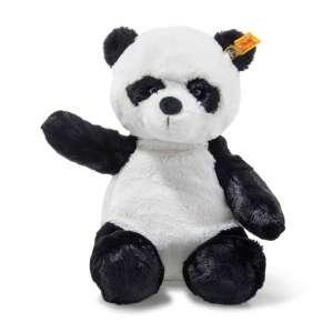 Panda Ming 28 cm, weiß/schwarz