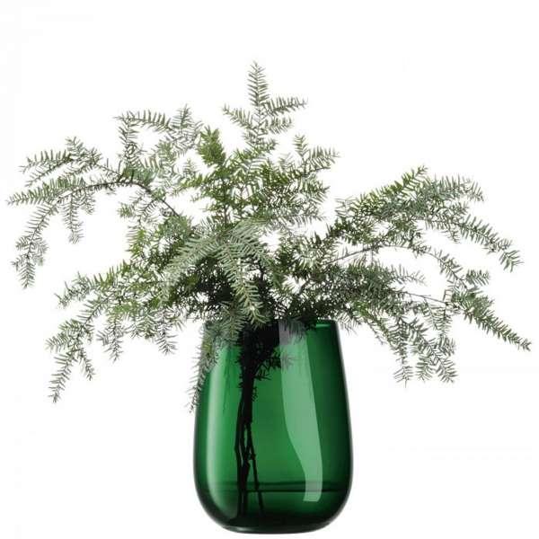 Vase 23 cm Pine
