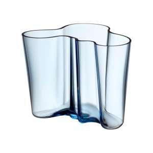 Vase 16 cm aqua