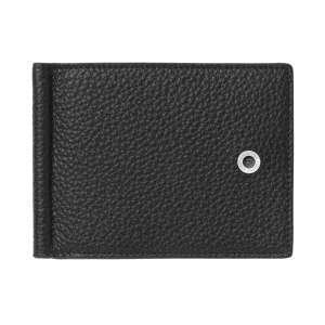 Kreditkartenetui/Geldklammer schwarz