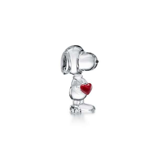 Snoopy mit rotem Herz