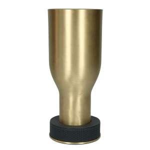 Vase groß, Bellagio schiefer, Naht schiefer