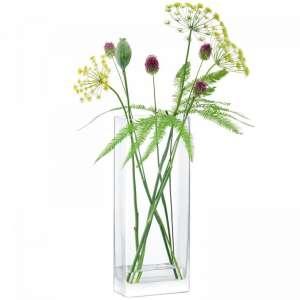 Vase 50x20x10 cm klar