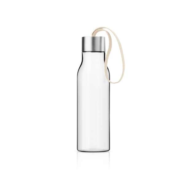 Trinkflasche 0,50 l beige