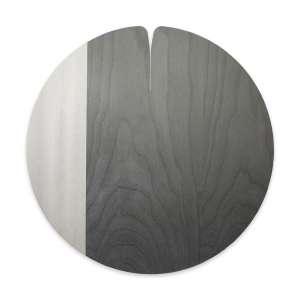 Platzset 40 cm cold gray