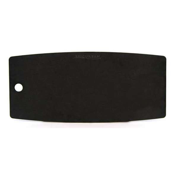 Schneidbrett 46x25,5 cm schwarz