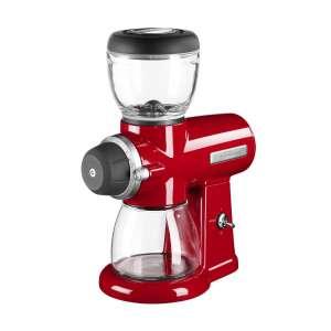 Kaffeemühle empire rot