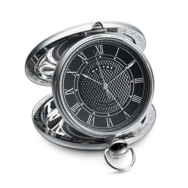Grand Odyssey Uhr schwarz