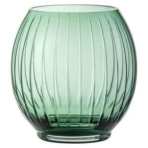 Vase 19 cm rauchgrün