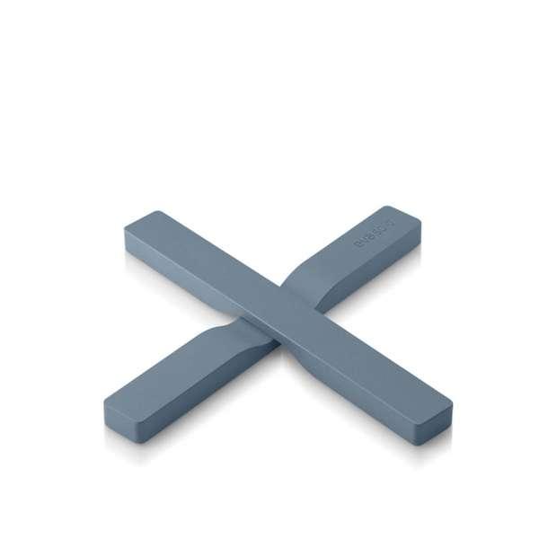 Untersetzer magnetisch 2er Set steel blue