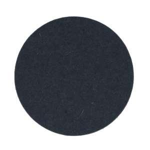 Untersetzer rund 9 cm taubengrau 17