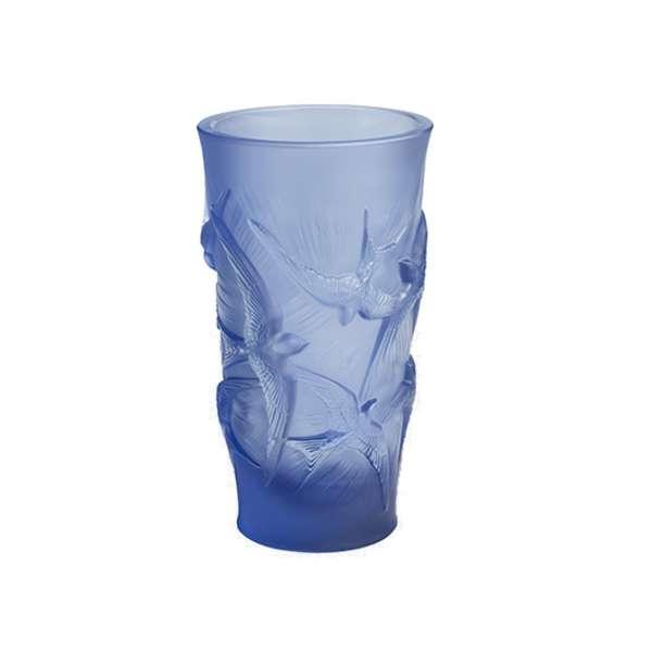 Vase 15 cm saphirblau