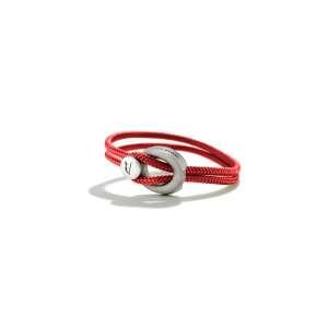 Armband Coral Red Humanium Metal S