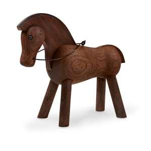 Pferd 14 cm Walnuss